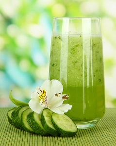 Detox Drinks Green Juice - Green Eyed Beauty